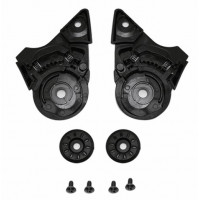 Shoei CNS-1 Base Plate & Screws - Suits: GT-Air & Hornet ADV