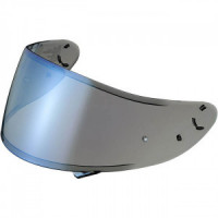 Shoei CW-1 Blue Spectra Visor - Suits: TZ-X, XR-1100 & X-12