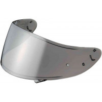 Shoei CNS-3 Silver Spectra Visor - Suits: Neotec 2