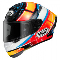 Shoei X-Spirit 3 De Angelis TC1