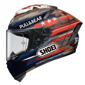 Shoei X-Spirit 3 Marquez America TC2