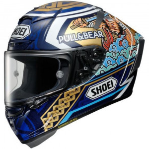 Shoei X-Spirit 3 Marquez Motegi 3 TC2