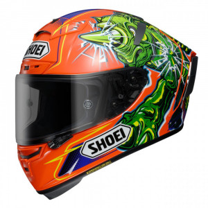 Shoei X-Spirit 3 Power Rush TC8