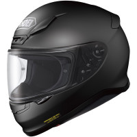 Shoei NXR Matt Black - ETA: April