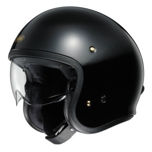 Shoei J.O Gloss Black