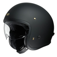 Shoei J.O Matt Black