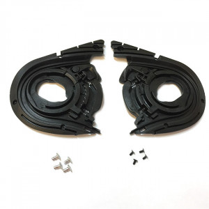 Shoei QR-N Base Plate & Screws - Suits Neotec