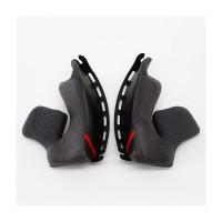 Shoei TYPE H Cheek Pad - Suits: Hornet ADV