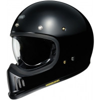 Shoei EX-Zero Gloss Black