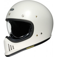 Shoei EX-Zero White