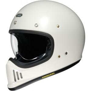 Shoei EX-Zero White