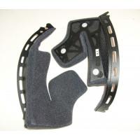 Shoei TYPE B Cheek Pads - Suits: XR-1100
